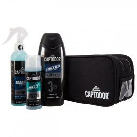 CAPTODOR KIT DE TOILETTE