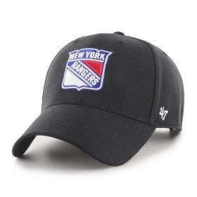 CAP NHL BLACK NY RANGERS