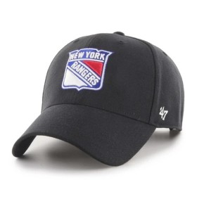 CASQUETTE NHL BLACK NY RANGERS