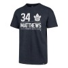 T-SHIRT CLUB PLAYER MATTHEWS