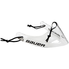 NECK GUARD BAUER LEXAN SR/JR